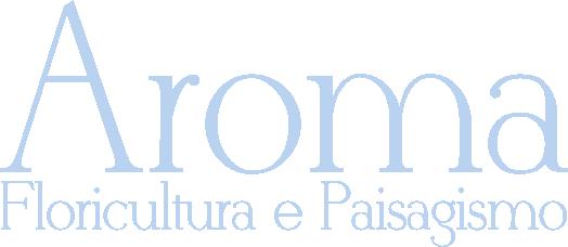 Logo Aroma floricultura